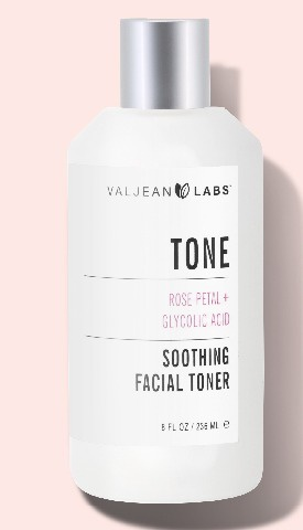 Valjean Labs Tone Soothing Facial Toner