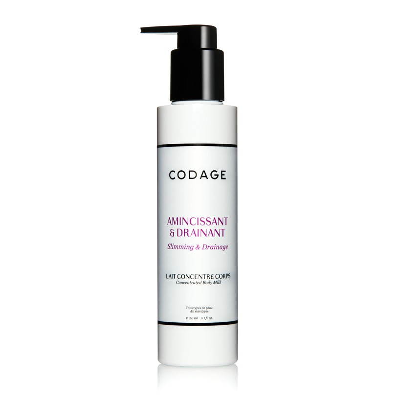 Codage Paris Concentrated Body Milk Slimming & Draining