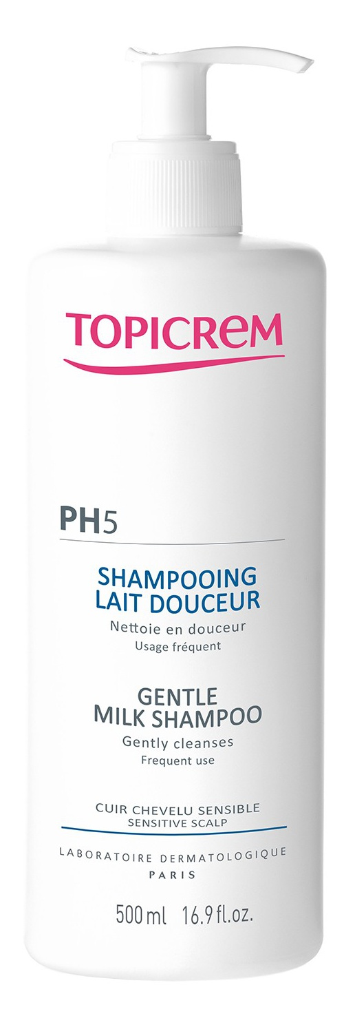Topicrem Ph5 Gentle Milk Shampoo