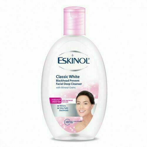 Eskinol Classic White Facial Deep Cleanser
