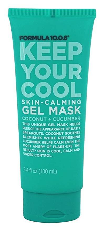 Formula 10.0.6 Keep Your Cool Skin-Calming Gel Mask