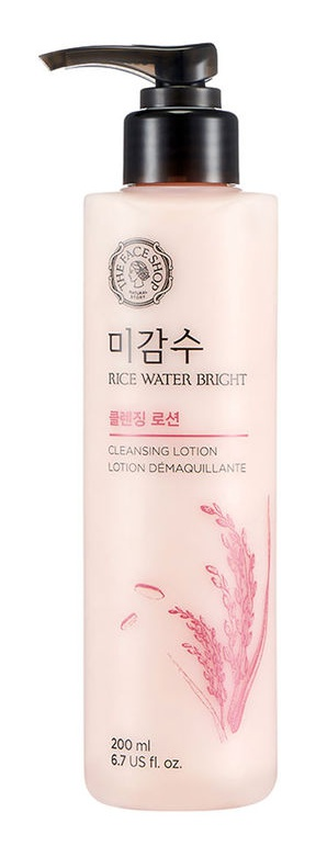 The Face Shop Rice Water Cleansing Lotion