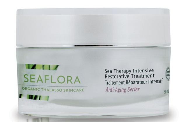 Seaflora Skincare Sea Therapy Intensive Restorative Treatment