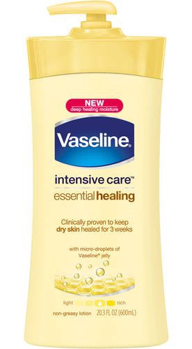 Vaseline Intesince Care Essential Healing Body Lotion