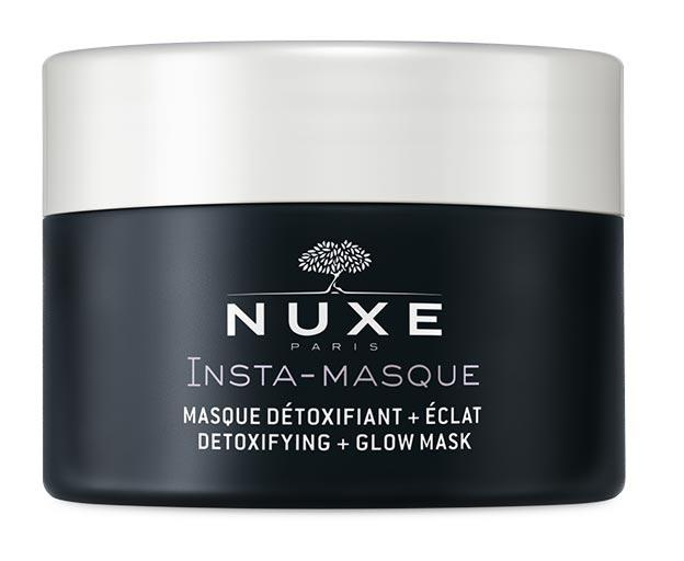 Nuxe Insta-Masque Detoxifying + Glow Mask With Charcoal