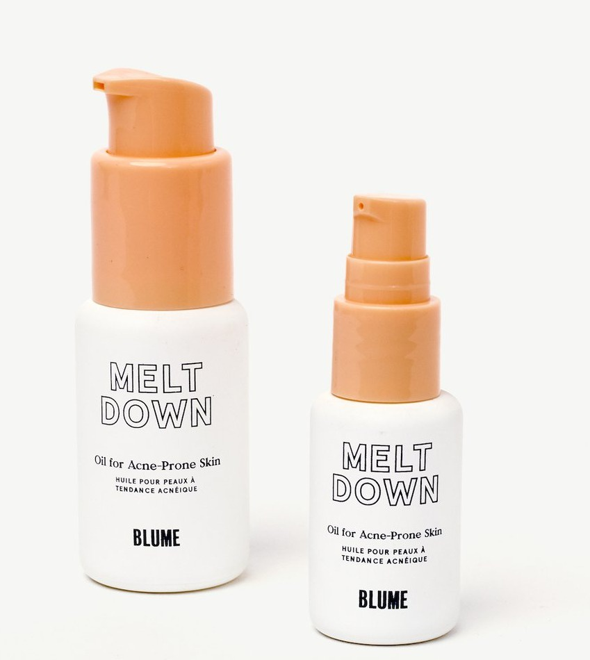 Blume Meltdown Acne Oil