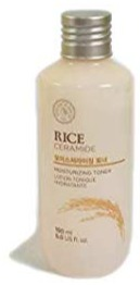 Thefaceshop Rice & Ceramide Moisturizing Facial Toner, Provides Deep Hydration With Ceramide And Rice Extract