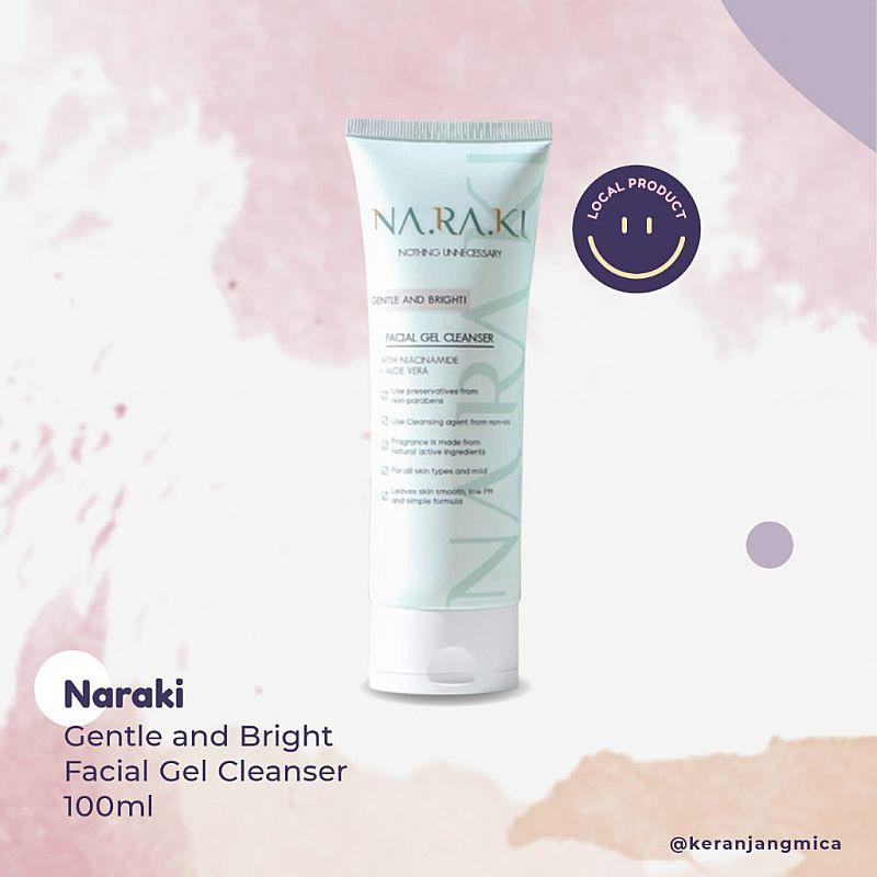 Naraki Gentle And Gel Cleanser