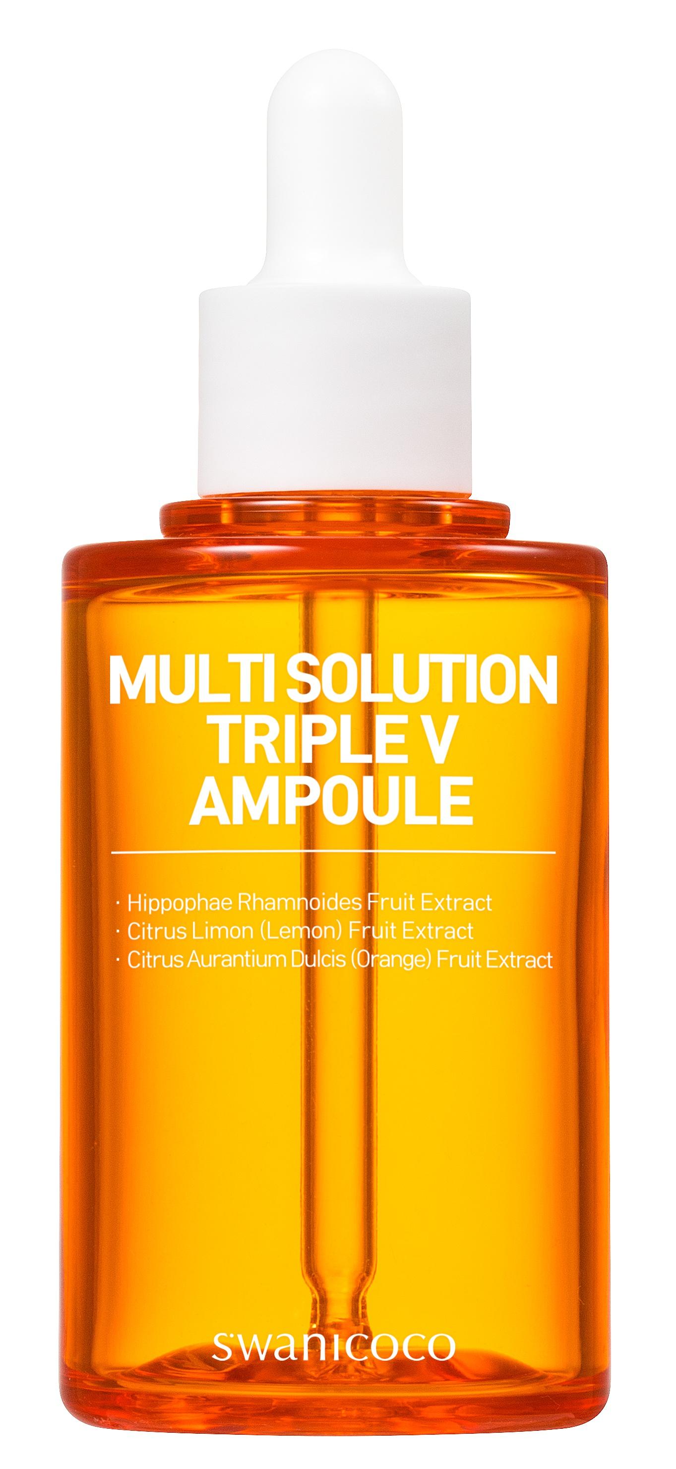 Swanicoco Multi Solution Triple-V Ampoule