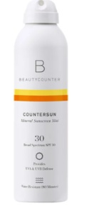 Beauty Counter Countersun Mineral Sunscreen Mist Spf 30