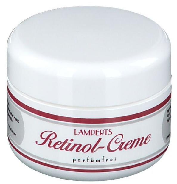 Lamperts Retinol Creme Parfumfrei