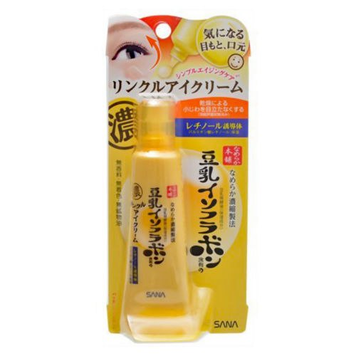 SANA Namerakahonpo Wrinkle Eye Cream