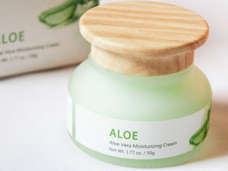 MINISO Aloe Vera Moisturizing Cream