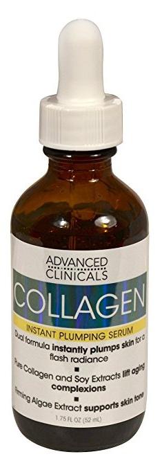 Advanced Clinicals Collagen Serum