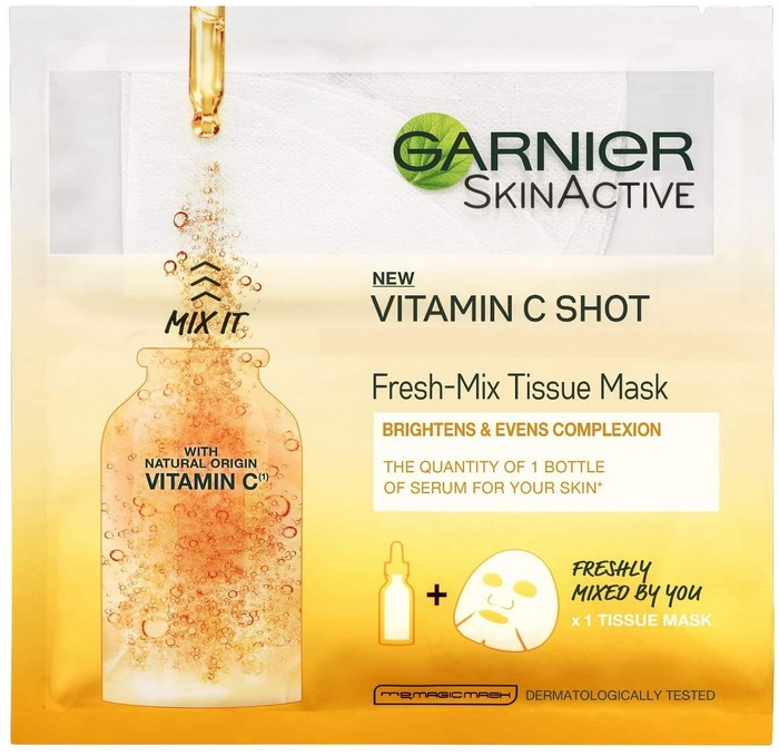 Garnier Vitamin C Shot Mask