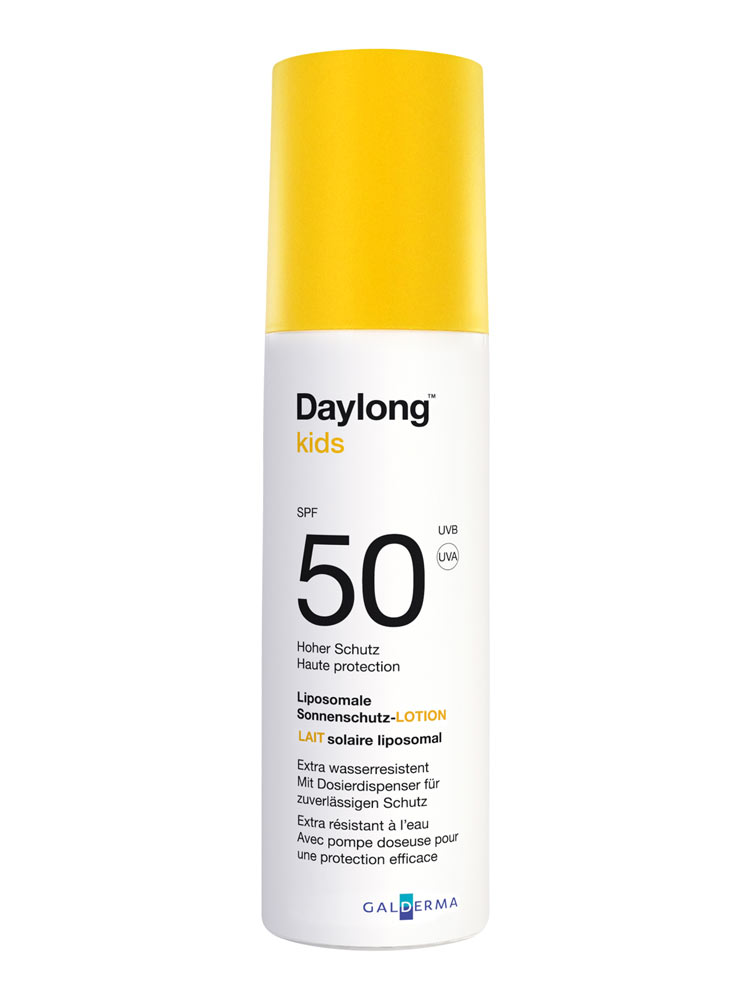 Daylong Kids Sun Lotion Spf 50
