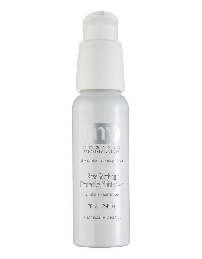 MV Organic Skincare Rose Soothing & Protective Moisturiser