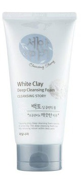 Cleansing Story White Clay Deep Cleansing Foam