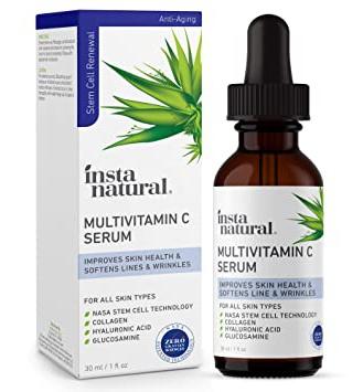 InstaNatural Multivitamin C Serum, Anti-Aging,