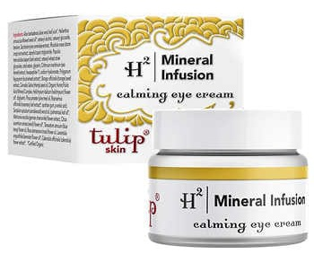 Tulip Skin H2 Mineral Infusion Calming Eye Cream