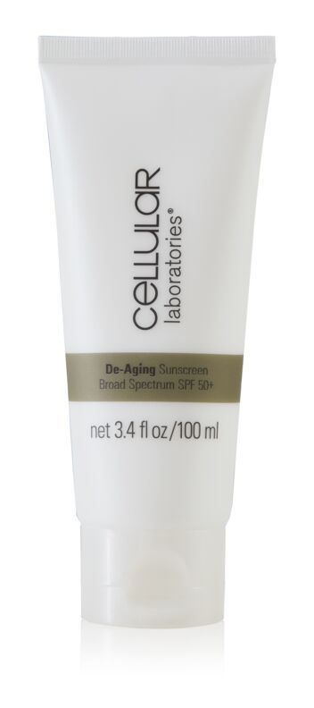 Cellular Laboratories Cellular Laboratories® De-Aging Sunscreen Broad Spectrum SPF 50+