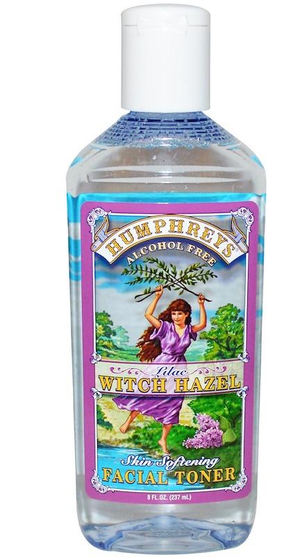 Humphrey's Skin Softening Facial Toner Lilac Witch Hazel
