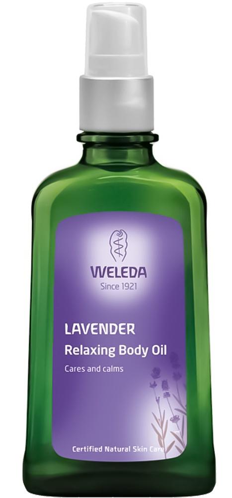 Weleda Lavender Relaxing Body Oil