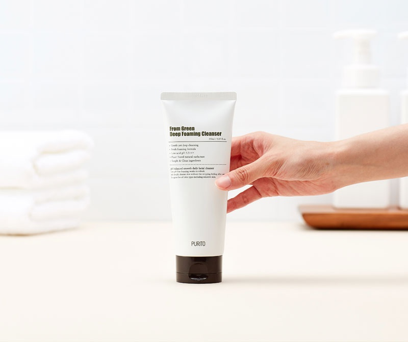 Purito From Green Deep Cleanser