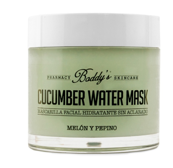 Boddy's Pharmacy Cucumber Water Mask