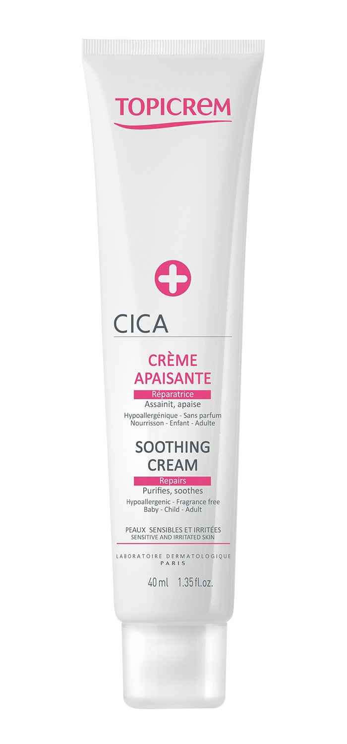 Topicrem Cica Soothing Cream