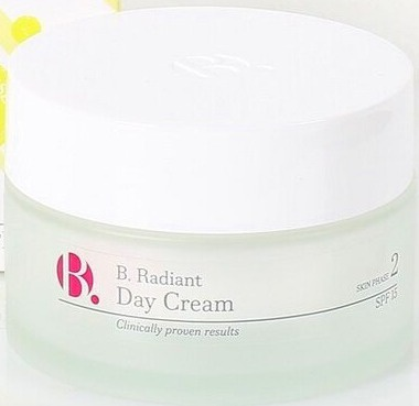 B. Skincare B. Radiant Day Cream