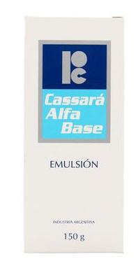 Cassará Alfa Base Emulsion