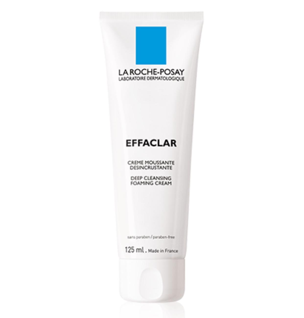 La Roche-Posay Effaclar Deep Cleansing Foaming Cream