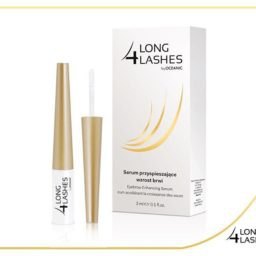 Long 4 lashes by oceanic Eyebrow Serum