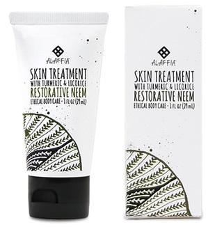 Alaffia Neem + Turmeric Skin Treatment