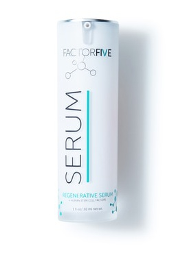 Factor Five Regenerative Serum