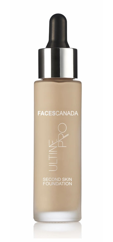 Faces Canada Second Skin Foundation