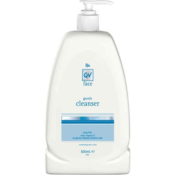 Ego QV Qv Face Gentle Cleanser
