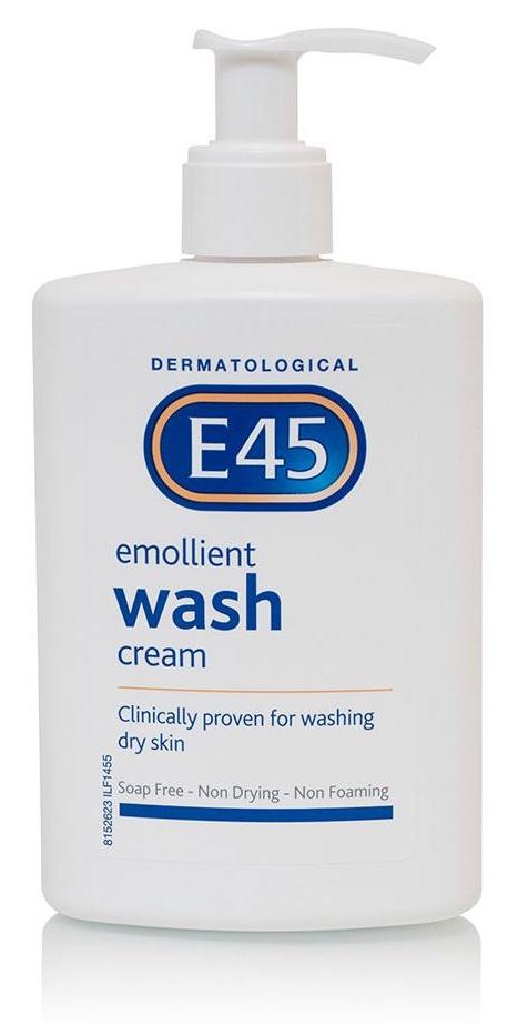 E45 Emollient Wash Cream