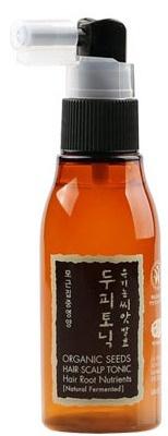 Whamisa Hair Scalp Tonic Organic Seeds