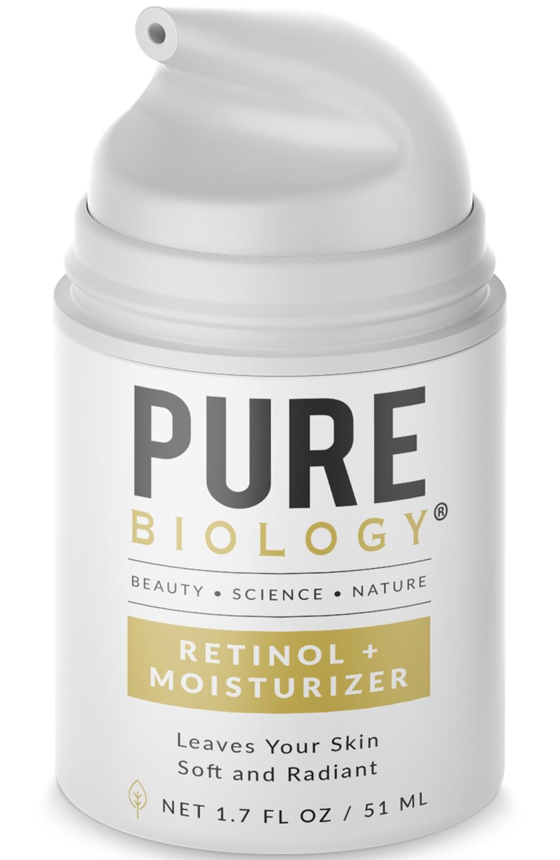 Pure Biology Retinol Plus Moisture