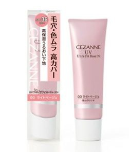 Cezanne Uv Ultra Fit Base N Spf 36 Pa++