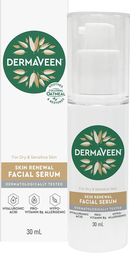 DermaVeen Skin Renewal Facial Serum