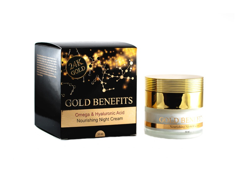 DNA Therapy 24K Gold Night Cream