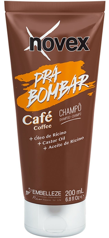 Novex pra bombar Café Champo