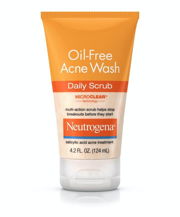 Neutrogena Oil-Free Daily Scrub