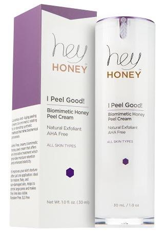 Hey Honey Biomimetic Honey Peel Cream - I Peel Good!