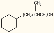 2-Methyl 5-Cyclohexylpentanol