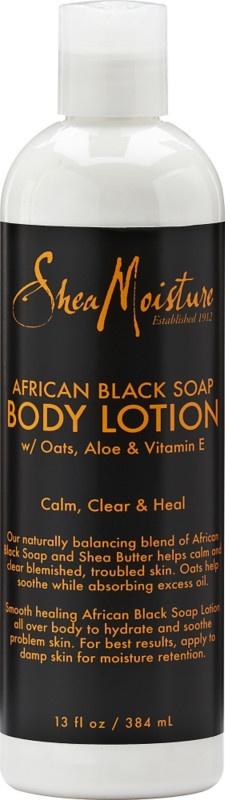 Shea Moisture African Black Soap Body Lotion