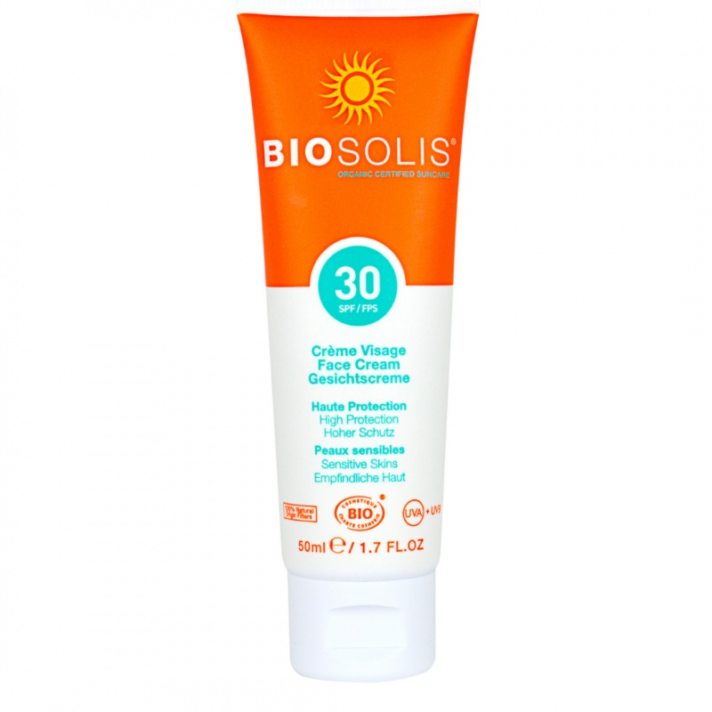 Biosolis Face Cream SPF 30